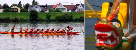Drachenbootrennen Ladenburg