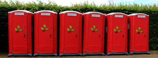 Premium Plus Toilettenkabinen