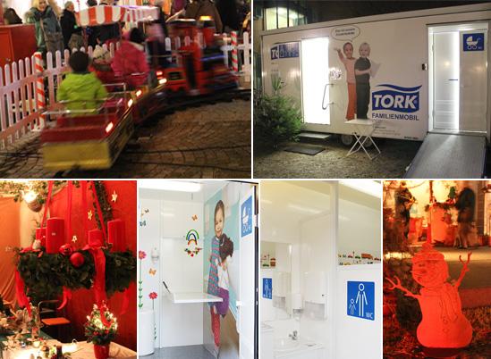 Fotos kurfürstlicher Weihnachtsmarkt Schwetzingen